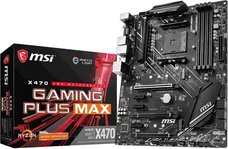 X470 GAMING PLUS Max