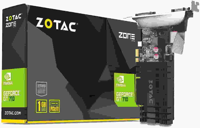 2. ZOTAC GeForce GT 710 ZT-71304-20L