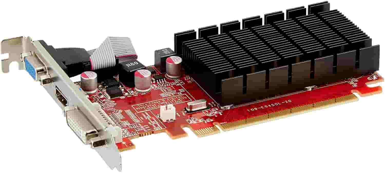 4. VisionTek Radeon HD 5450