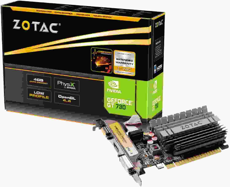3. ZOTAC GeForce GT 730