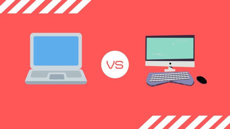 Gaming PC vs Gaming Laptop: How to Choose? – Ultimate Gamer Guide