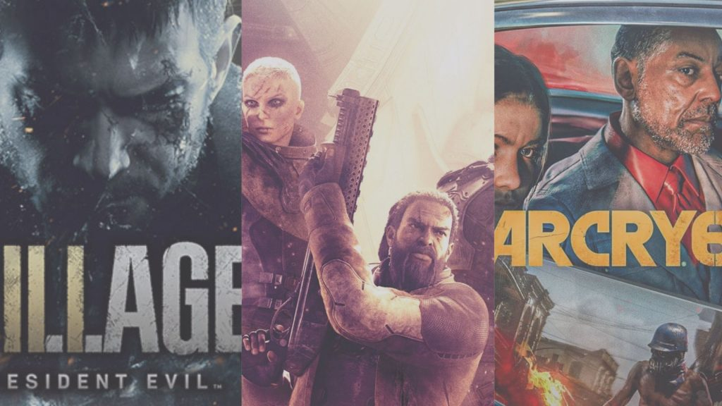 Upcoming PC games 2021