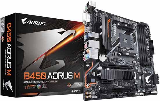 best b450 motherboard for ryzen amd