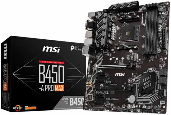 cheap b450 ryzen compatible motherboard