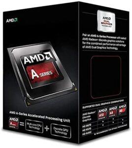 AMD A6-6400K Richland