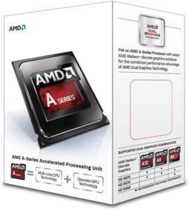 AMD A8-6500 Richland
