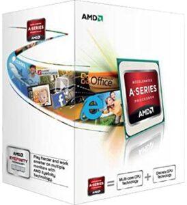 AMD APU 3.4Ghz Processor AD5300OKHJBOX