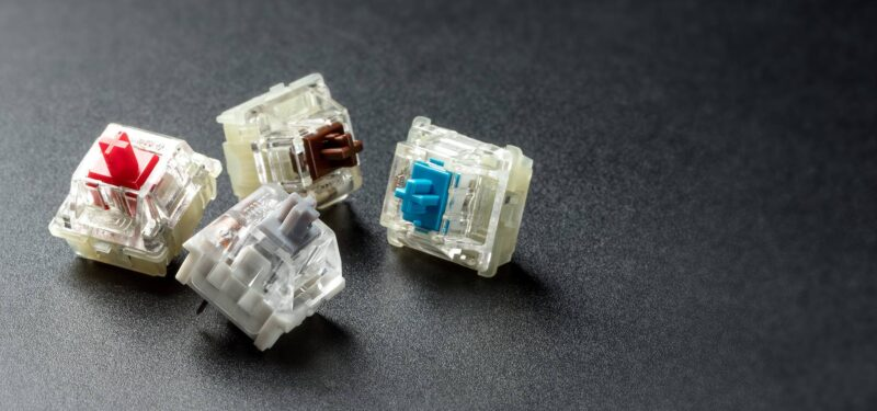 keyboard switches