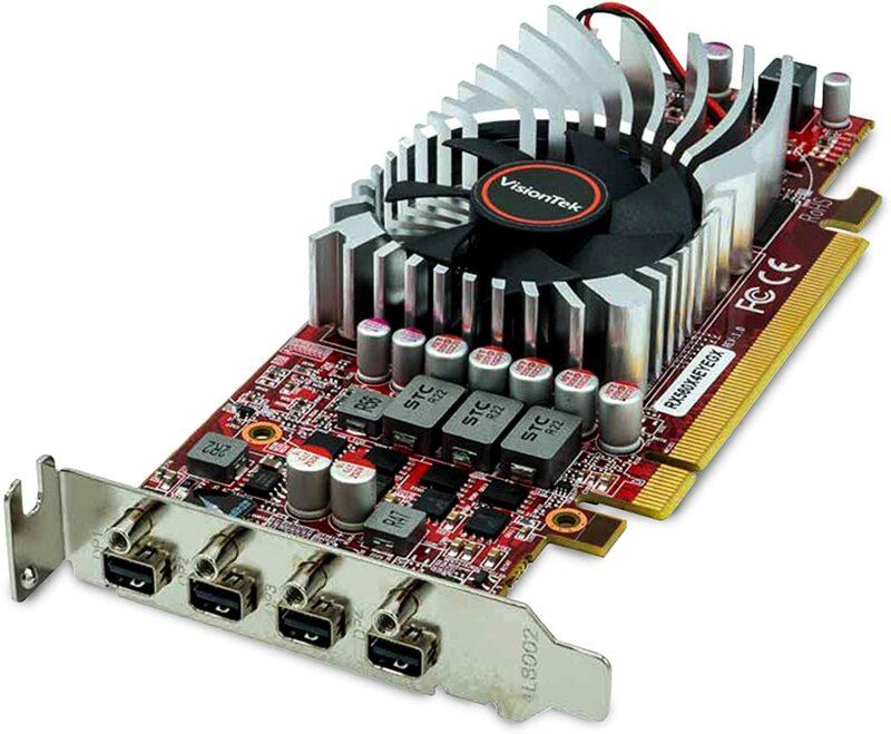 VisionTek Radeon RX 560 4GB GDDR5