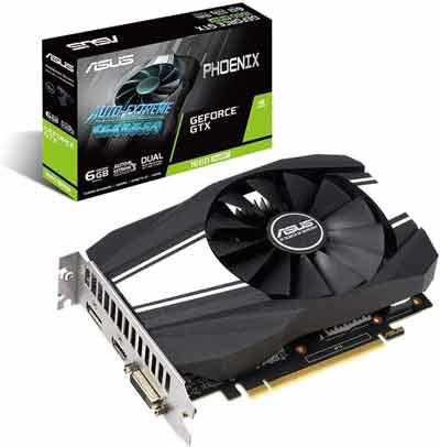 Asus GeForce GTX 1660 Super Overclocked